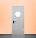Остекленные двери